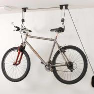 Ceiling Bike Garage Storage Ideas Maximize Unused Space