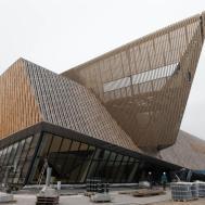 Centre Congres Mons Daniel Libeskind