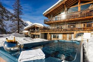 Chalet Chardon Luxury Retreats