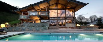 Chalet Mont Blanc Ski Megeve France Ultimate Luxury Chalets