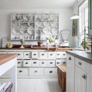 Charming Shabby Chic Style Kitchen Designs Godfather