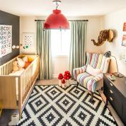 Cheerful Versatile Ways Black Nursery