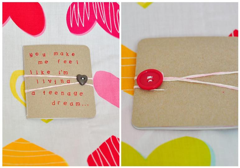Cheese Thief Diy Valentine Day Card