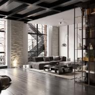 Chic Cozy Cosmopolitan Lofts