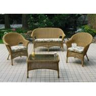 Chicago Wicker Darby Patio Furniture