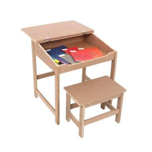 Childrens Kids Wooden Study Home Work Writing Reading