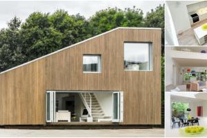 China Architects Design Adaptable Tiny House Base Made