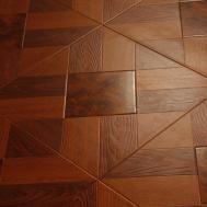 China Wooden Laminated Flooring Photos Made