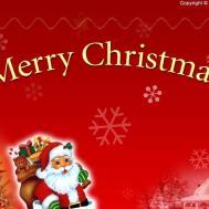 Chitranna Merry Christmas Every One