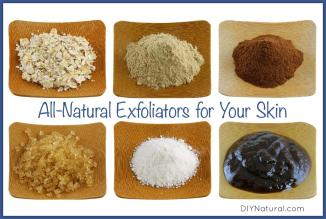 Choose Your Best Exfoliator Natural Exfoliant List