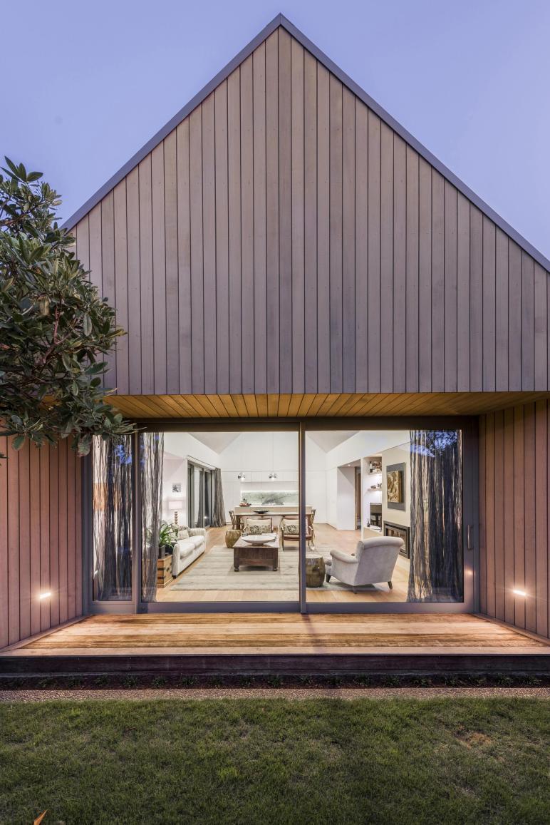 Christchurch House Case Ornsby Design Pty Ltd