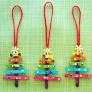 Christmas Activities Kids Crafts Ornaments Decor