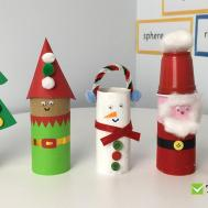 Christmas Crafts Activities Classroom