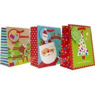 Christmas Gift Bag Small Each Woolworths