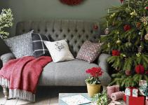 Christmas Living Room Decorating Ideas Get