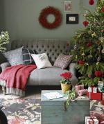 Christmas Living Room Decorating Ideas Get