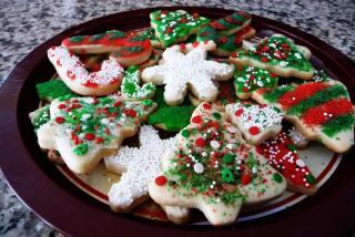 Christmas Sugar Cookies Easy Cooking