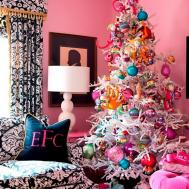 Christmas Tree Themes Interior Design Styles Color