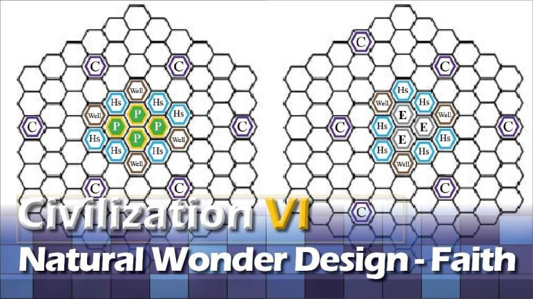 Civilization Natural Wonders Design Faith