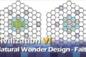 Civilization Natural Wonders Design Faith