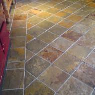 Clean Tile Grout Kitchen Floors Photos