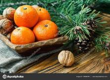Clementine Christmas Decore