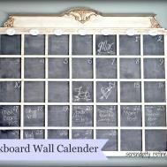 Clever Diy Calendars Room Bath