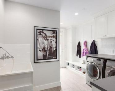 Clever Mudroom Laundry Room Combination Ideas Homedecort