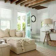 Coastal Decorating Ideas Living Room Best Beach Themed