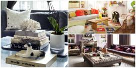 Coffee Table Styling Ideas Steal