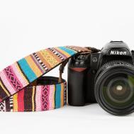 Colorful Camera Strap Gifts Women Won