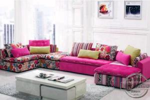 Colorful Sofa Sets Living Room Thesofa
