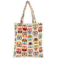 Colorful Women Lady Large Canvas Handbag Shopping Bag