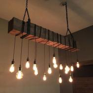 Comfortable Rustic Lighting Home Depot Chandeliers
