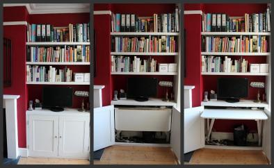 Computer Table Ideas Home Offices