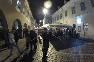 Concert Jazzul Strada Colaj Cafe Brasov