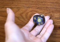Constellation Ceramic Cabinet Knob Artistic Houseware Sikiu