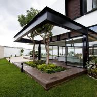 Contemporary Comfort Temoz House Yucatan Mexico