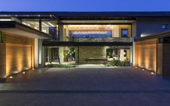 Contemporary House Blair Athol South Africa