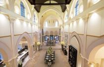 Converted Church High Ceilings Hits