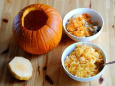 Cook Serve Pumpkin Soup Shell