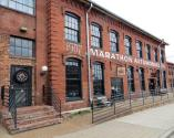 Cool Brick Building Exterior Warehouse