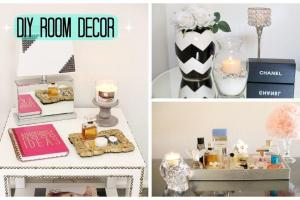 Cool Diy Room Decor Craft Ideas Fun Projects