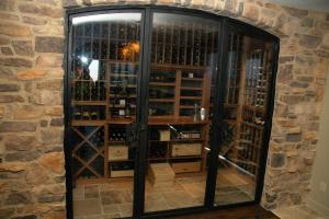 Cool Eight Inspiring Wine Cellar Designs Any
