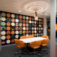 Cool Office Wall Art Interiors