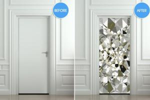 Cool Wall Door Stickers Murals