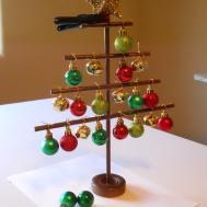 Corner Window Crafts Diy Mini Christmas Tree Tutorial