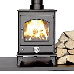 Coseyfire Crofter Boat Stove Contemporary Wood Burning
