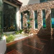Courtyard Design Homes Interior Ideas