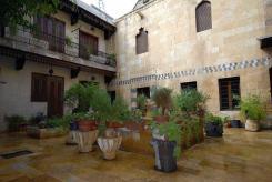 Courtyard Houses Syria Muslim Heritage